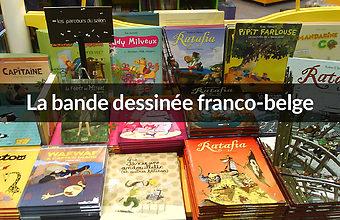 La bande dessinée franco-belge