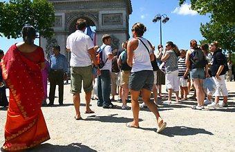 C'est fou, les étrangers aiment toujours autant la France !