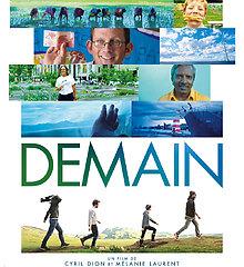Exploitation du film DEMAIN de Cyril Dion et Mélanie Laurent, décembre 2015
