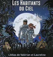 Pierre Christin, Jean-Claude Mézières - Les habitants du ciel