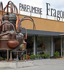 La maison Fragonard, parfumeur à Grasse