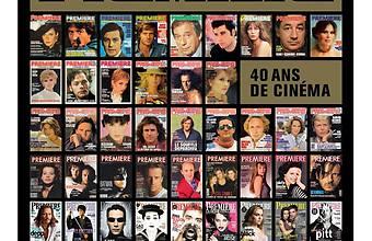 Première, 40 ans de cinéma de Jean-Philippe Guerand
