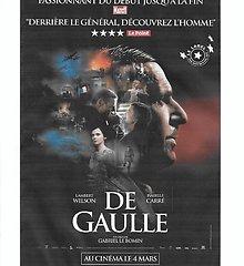 De Gaulle  de Gabriel Le Bonin - Sortie mars 2020
