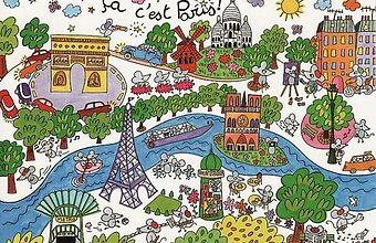 Un tour à Paris - (Partie 2) Niveau débutant