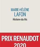 L'histoire du fils de Marie-Hélène Lafon Edition Buchet-Chastel - Septembre 2020
