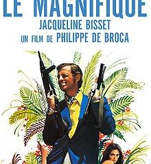 Exploitation d'une scène du film Le Magnifique de Philippe De Broca
