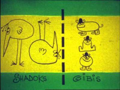 Les Shadoks  (Série 1 /  Episodes 1 et 2)